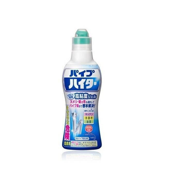 KAO 花王 高黏度衛浴  廚房水管清潔凝膠500g