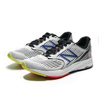 New Balance 美國慢跑鞋/跑步鞋推薦NEW BALANCE 白灰黑 彩色底 輕量 緩震 慢跑 女 (布魯克林)W890WB6