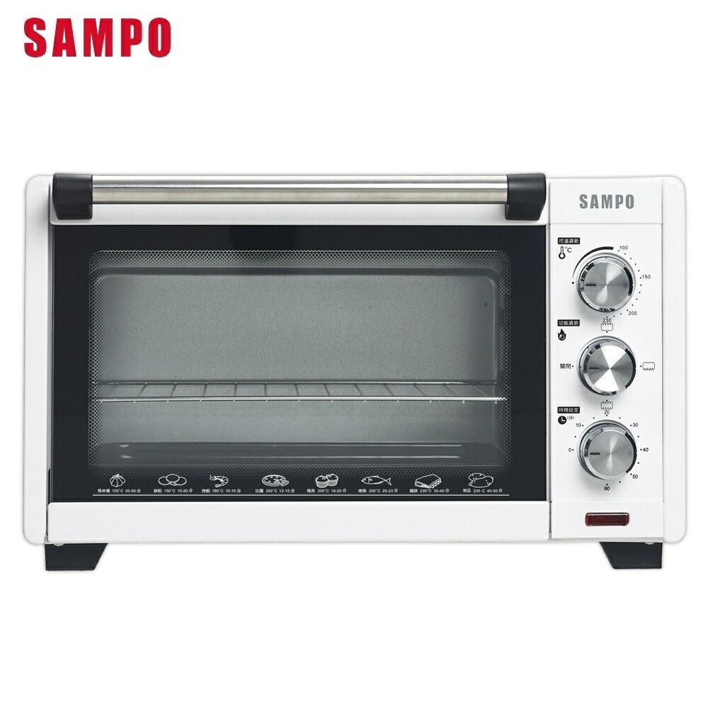 ◤A級福利出清品‧限量搶購中◢ SAMPO聲寶20公升電烤箱 KZ-XD20