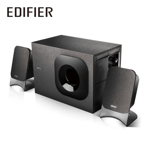 [喬傑數位]EDIFIER漫步者 M1370喇叭 (三件式/黑色)