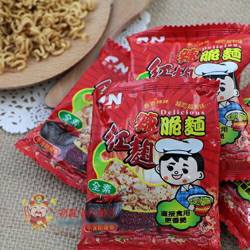 【0216零食會社】嘉南-紅麴辣脆麵