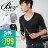 ☆BOY-2☆【PPK82005】七分袖T韓版配色假兩件長袖T恤 0