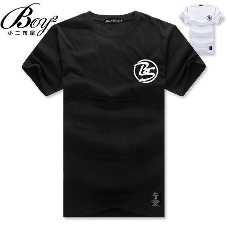 ☆BOY-2☆【NC4580】短袖T恤韓版潮流反光短T 0