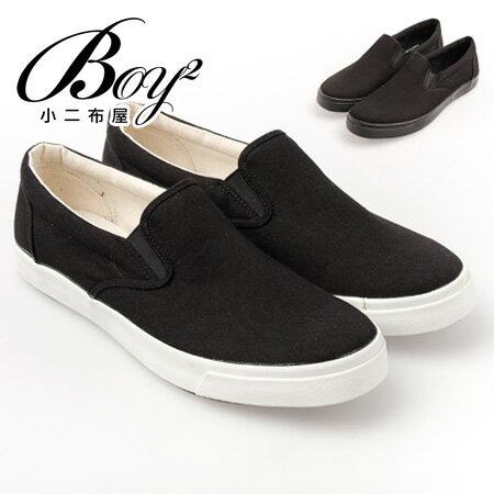 ☆BOY-2☆【NKUP60】懶人鞋簡約潮流素面百搭休閒型男潮鞋 0