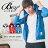 ☆BOY-2☆【NQOS802】情侶防風薄外套韓版休閒連帽拼接配色抽繩素風衣外套 - 限時優惠好康折扣