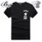 ☆BOY-2☆【NR05053】短袖T恤美式休閒條紋星星圖騰80短T 0