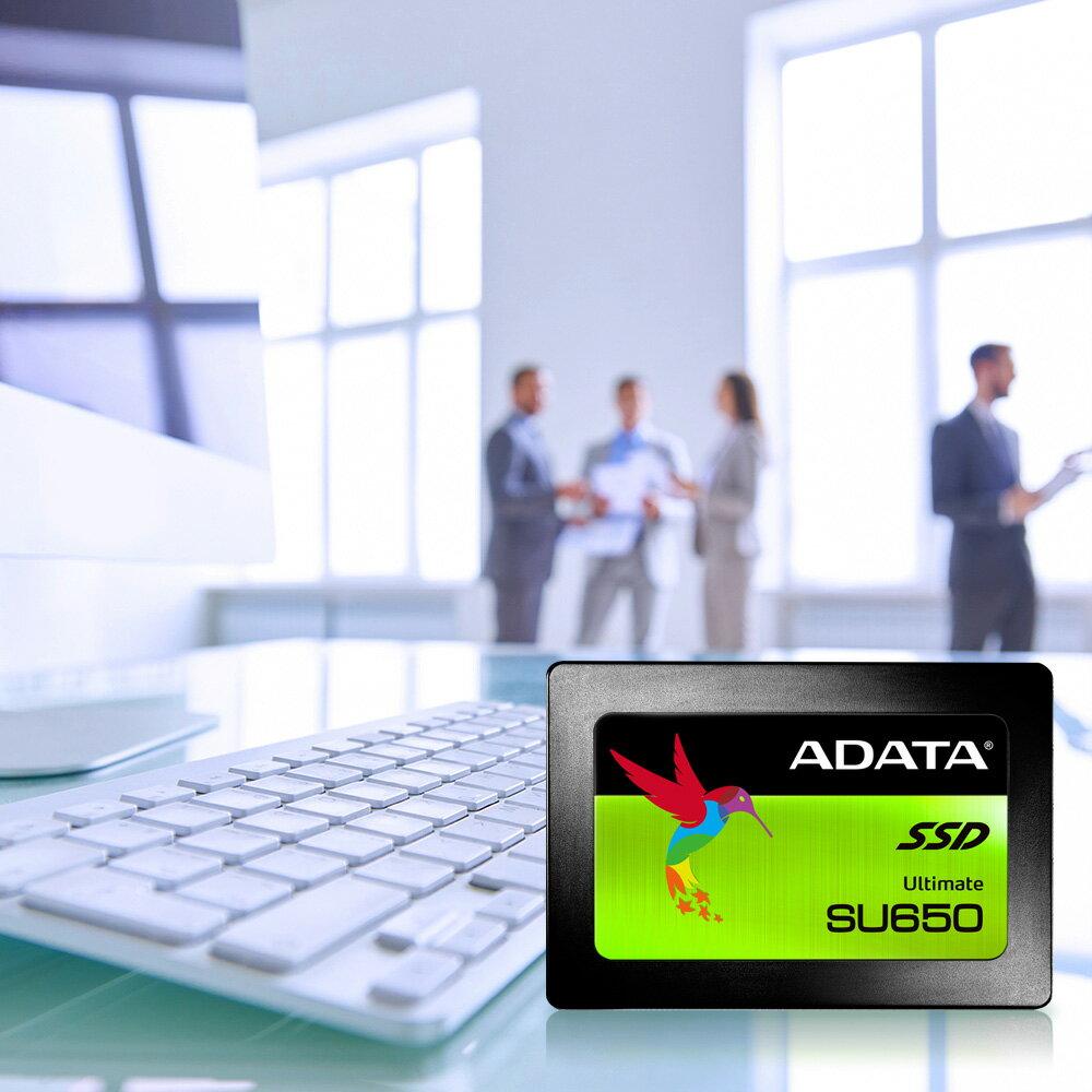 "ADATA Ultimate SU650 3D NAND 2.5"" 960 GB SSD (ASU650SS-960GT-C) 6"