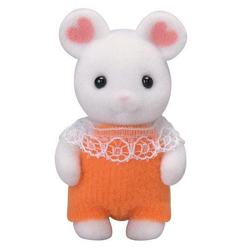 【EPOCH】森林家族-棉花糖鼠嬰兒