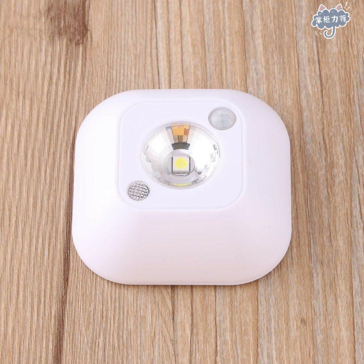 【全館免運】超亮度小型人體感應燈迷你壁燈燈具新品上架