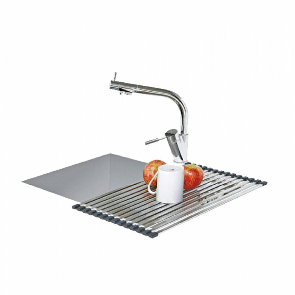 2020歡樂周年慶-廚房多功能捲式瀝水架