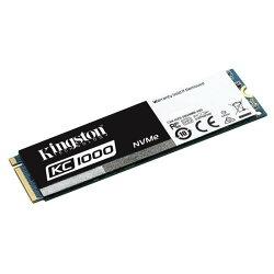 【新風尚潮流】金士頓 KC1000 M.2 2280 SSD固態硬碟 NVMe 960GB SKC1000/960G
