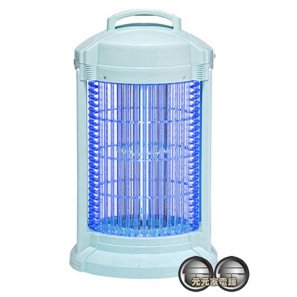 <br/><br/>  東銘 15W安全電子捕蚊燈 TM-0160<br/><br/>