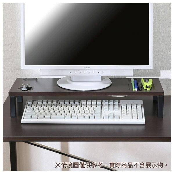 螢幕置物架 ZACKYE 59 DBR / BK NITORI宜得利家居 1