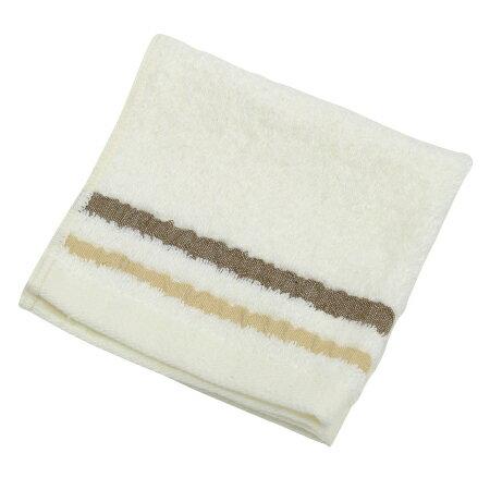 28x28 抗菌純棉方巾 BR