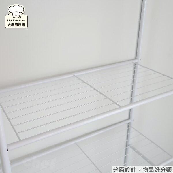 三層馬桶架浴室置物架廁所收納架衛生間層架-大廚師百貨 2