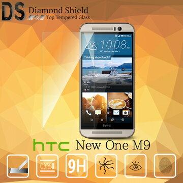 【超靚】HTC M9  電鍍玻璃保護貼 (玻璃保護膜 玻璃膜 玻璃貼 手機保護貼)