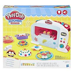 【 Play-Doh 培樂多 】多廚房系列神奇烤箱組