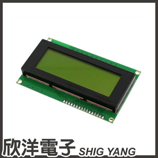 ※欣洋電子※LCD1620液晶藍屏模組(1190)#實驗室、學生模組、電子材料、電子工程、適用Arduino#