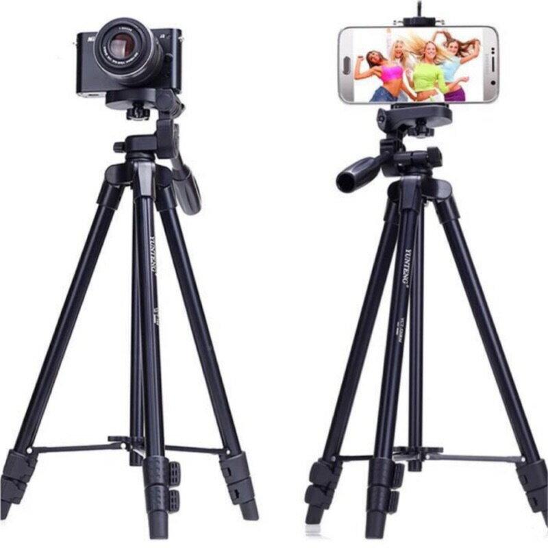雲騰520RM 手機/相機 自拍 三角架 官方授權公司貨 只有腳架與手機夾 不含藍芽遙控器 手機腳架 相機腳架