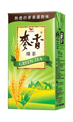 統一麥香綠茶300ml(6入)1967g