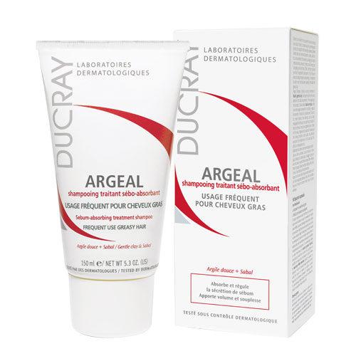 DUCRAY 護蕾 鋸棕櫚控油洗髮霜 150ml