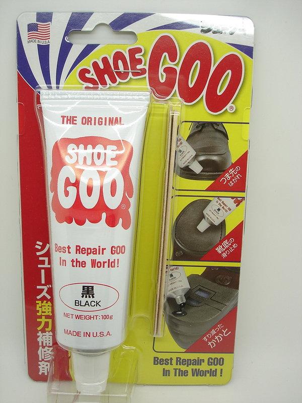 【容量100g】Shoe Goo 鞋固膠 (黑色)