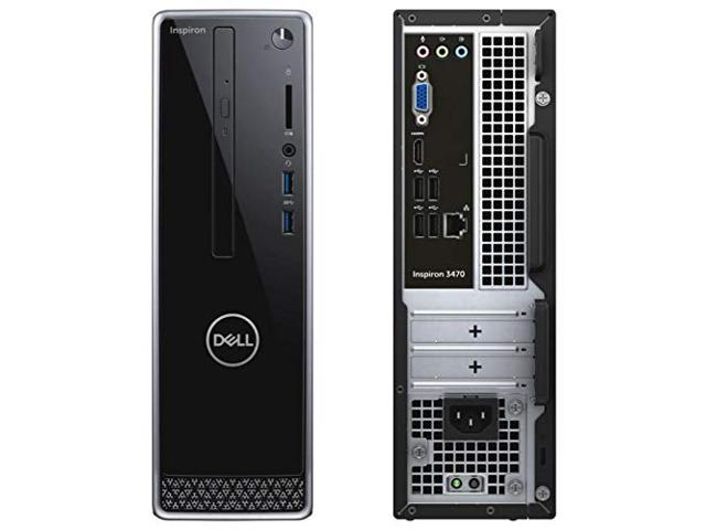 2018 Newest Premium Dell Inspiron Desktop PC| Intel Core i3-8100 3 6 GHz  Processor| 8GB DDR4 |1TB 7200RPM HDD| HD Graphics| DVD±RW| Bluetooth|