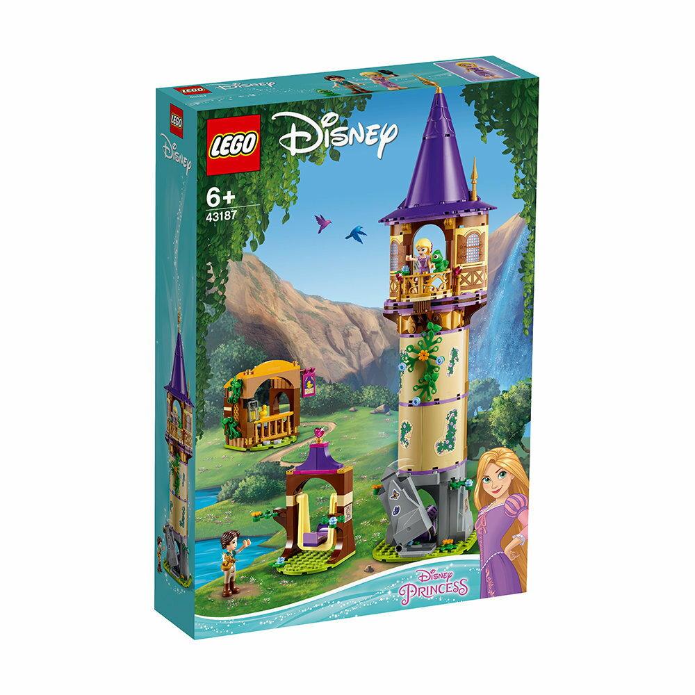 樂高LEGO 43187 迪士尼公主系列 樂佩公主的高塔