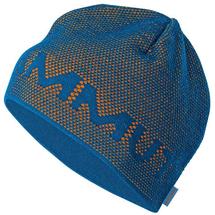 Mammut 長毛象 Stollen Beanie 頂級極限保暖快乾編織帽 1090-03440-5378 極限藍