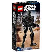星際大戰 LEGO樂高積木推薦到【LEGO 樂高積木】星際大戰系列 - 帝國死亡士兵 LT-75121就在幼吾幼兒童百貨商城推薦星際大戰 LEGO樂高積木