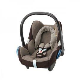 【淘氣寶寶】荷蘭 Maxi Cosi Cabriofix 提籃汽座安全提籃/座椅【咖啡色】【公司貨】