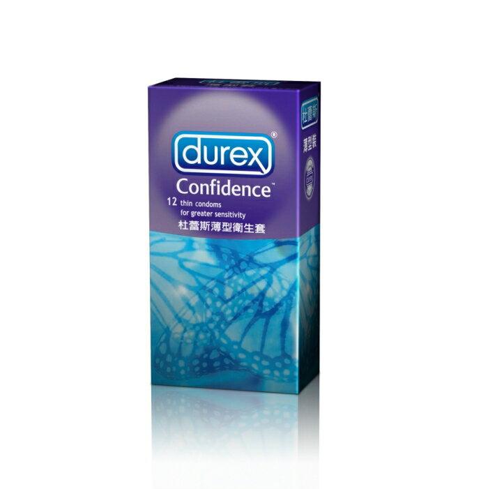 <br/><br/>  Durex 杜蕾斯薄型裝衛生套12入(保險套)<br/><br/>