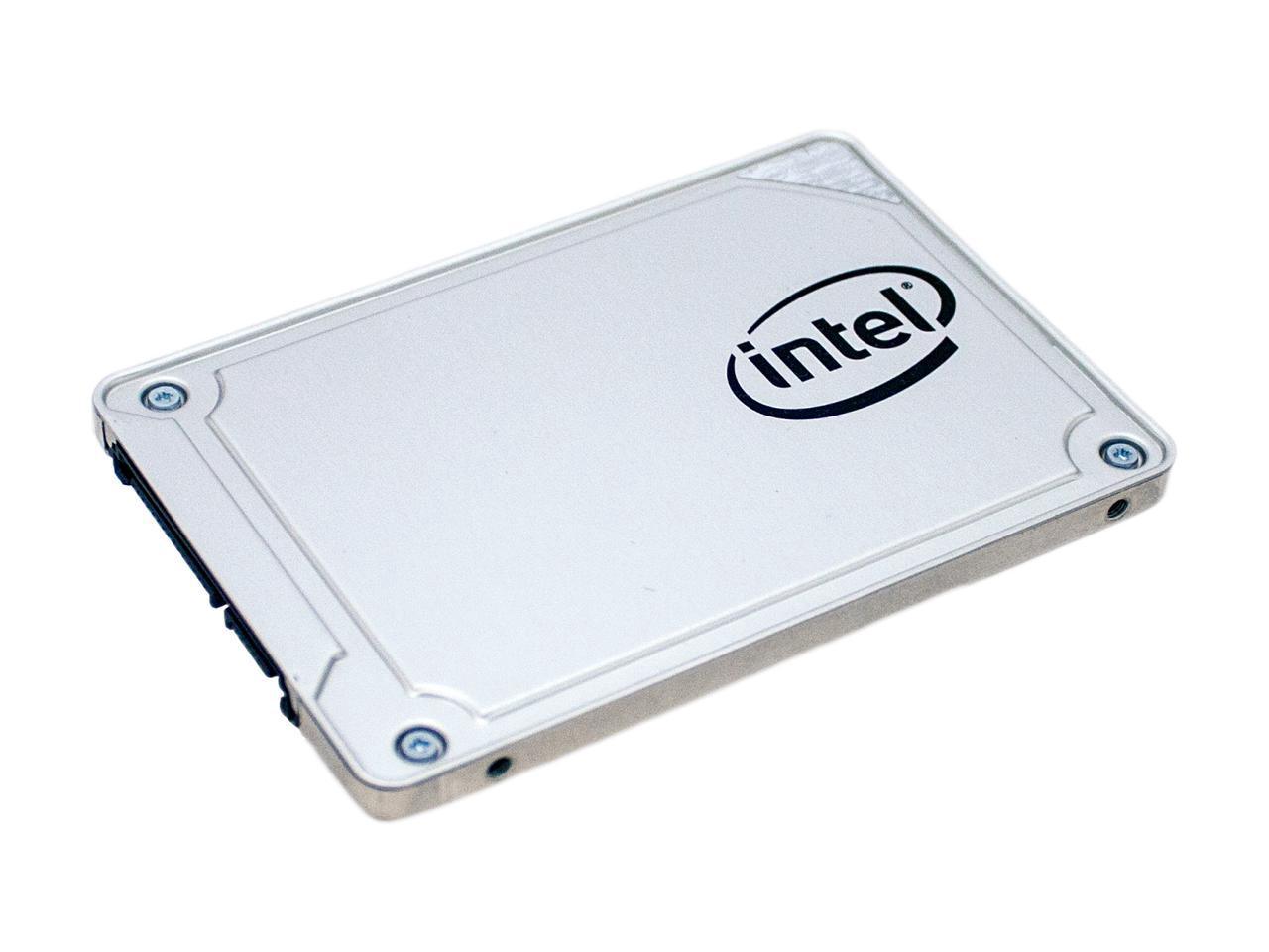 """Intel SSD 545s Series 512GB 2.5"""" SATA III 64-Layer 3D NAND TLC Internal Solid State Drive SSDSC2KW512G8X1 0"""