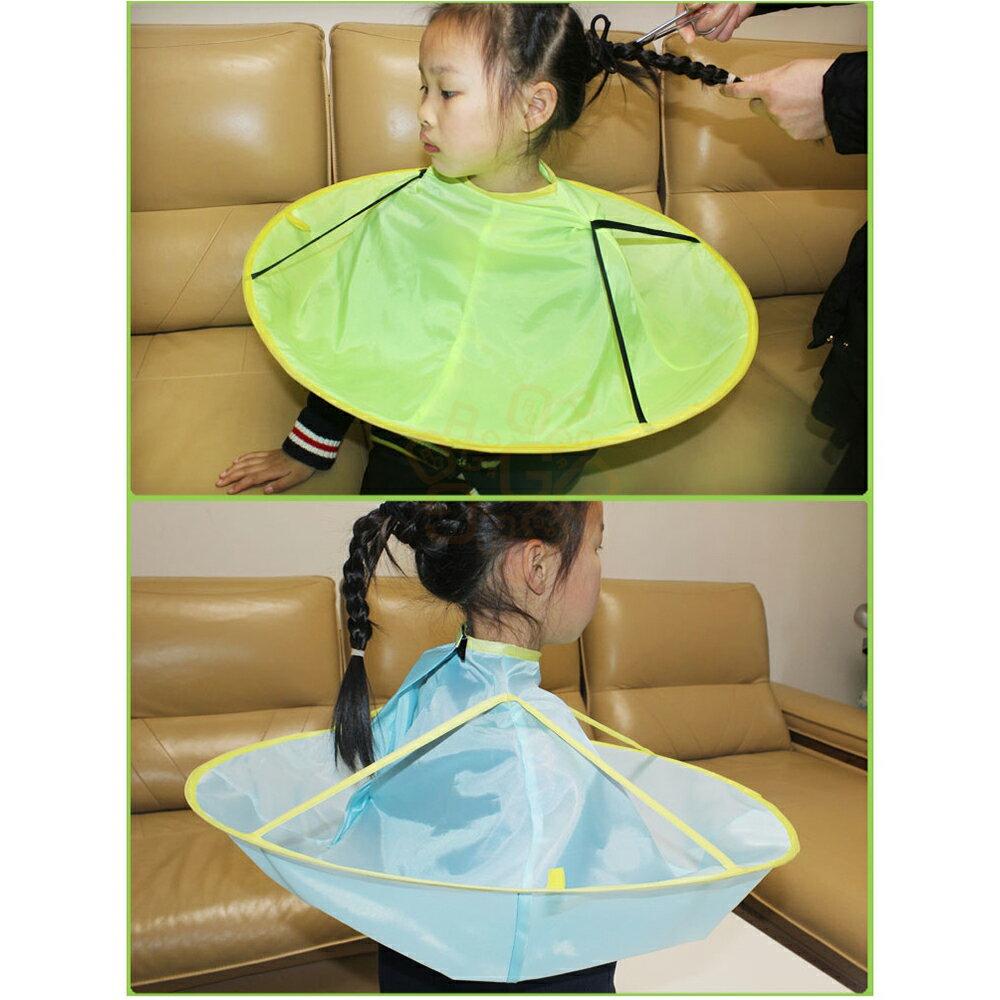 ORG《SD1464》頭髮不亂飛~DIY 剪髮斗篷圍兜 兒童 小孩 寶寶 剪髮圍巾 圍裙 理髮圍兜 理髮衣 嬰幼兒用品 4