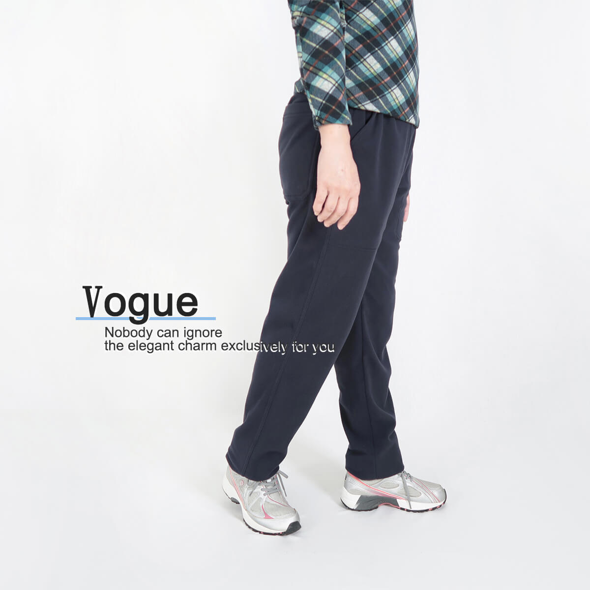 加大尺碼台灣製超細搖粒毛保暖褲 內裡刷毛保暖長褲 保暖棉褲長褲 機能纖維 全腰圍鬆緊帶 一件抵多件 MADE IN TAIWAN WARM FLEECE PANTS FLEECE LINED (020-2805-08)深藍色、(020-2805-19)深咖啡 腰圍M L XL 2L 3L(28~42英吋) 男女可穿 [實體店面保障] sun-e 6