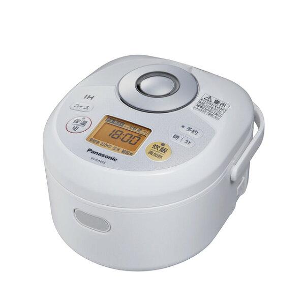 日本樂天直送館:日本直送免運代購-日本Panasonic三人份IH電鍋SR-KA055。共1色
