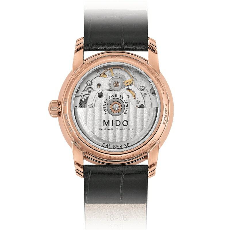 MIDO美度 M0352073647100 / 永恆系列機械腕錶 / 33mm