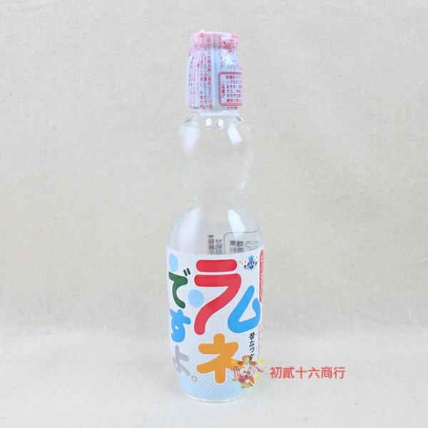 【0216零食會社】日本八之泉_哈達彈珠汽水(原味)250ml*6入(組)