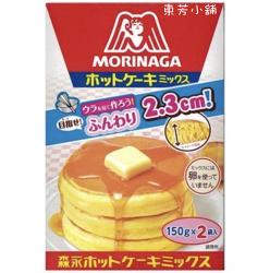 森永 盒裝鬆餅粉300g(2袋入)