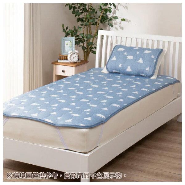 接觸涼感 枕頭保潔墊 N COOL POLARBEAR Q 19 NITORI宜得利家居 2
