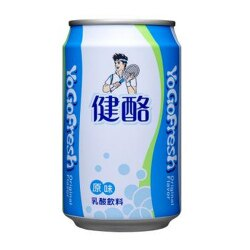 金車 健酪 乳酸飲料-原味 320ml