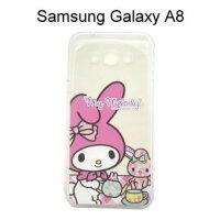 美樂蒂My Melody周邊商品推薦到Melody 美樂蒂透明軟殼 [午茶時間] Samsung A800Y Galaxy A8【三麗鷗正版授權】