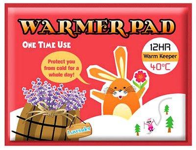 Beloved & Co 樂芙蜜小花兔香味 暖暖包 一包入◐香水綁馬尾◐