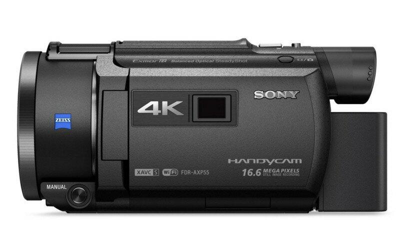 【加贈32G記憶卡】SONY 索尼 FDR-AXP55 AXP55 4K HandycamR 內建投影機 公司貨