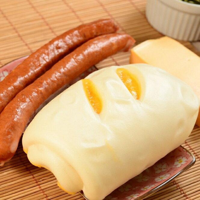 【四季香頂級手工饅頭】鮮奶德國香腸 (5入)