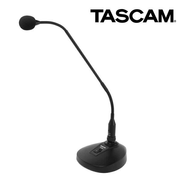 ◎相機專家◎TASCAM達斯冠TM-95GN電容式麥克風(桌上型)會議室櫃台現場收音講台收音公司貨