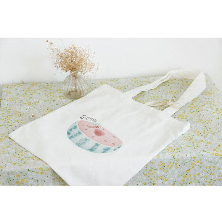 手提包 帆布包 手提袋 環保購物袋【SPA22】 BOBI  11/10 2
