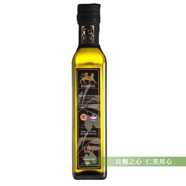 KAMINIA卡米尼PDO原產地保證初榨橄欖油(500ml瓶)