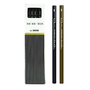 OTTO 素描製圖鉛筆9000