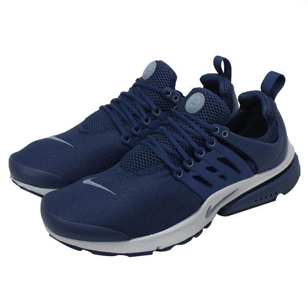 《限時7折》【NIKE】 AIR PRESTO ESSENTIAL運動鞋 休閒鞋 藍色(男)-848187405【SS感恩加碼 | 單筆滿1000元結帳輸入序號『SSthanks100』現折100元】